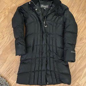 Eddie Bauer down jacket - Black size xS